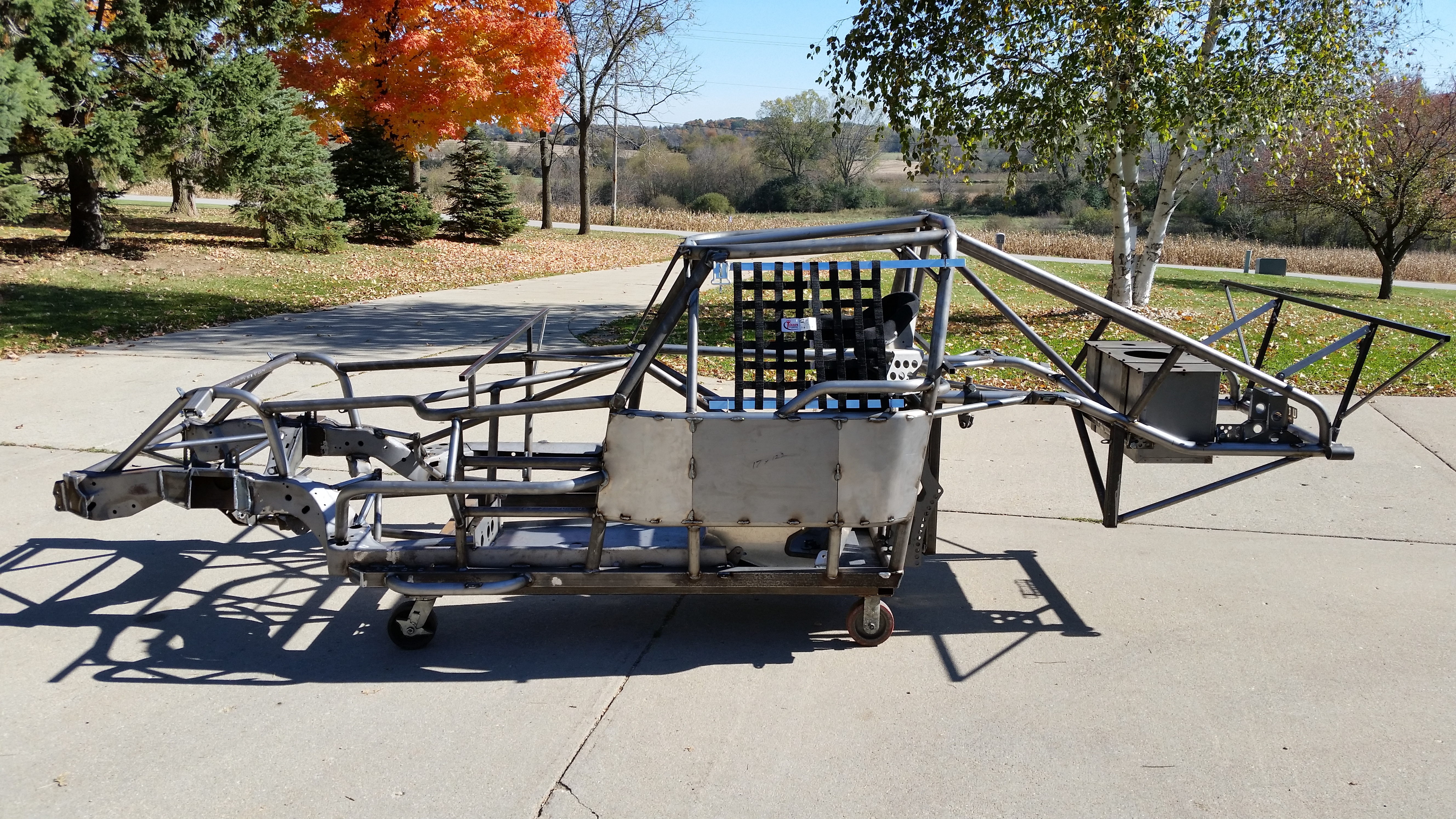 Ultimate Racecars Llc Ultimate Racecars Overtail Chassis